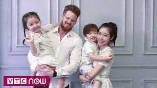 Lộ diện chồng Tây giấu kín nhiều năm của Elly Trần |VTC9