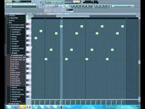 How Made  A Melody in Fl Studio - COMO HACER UNA MELODIA EN FL STUDIO ESPAÑOL BY ADOLFO MERINO