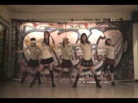 SNSD - Girls Generation dance steps