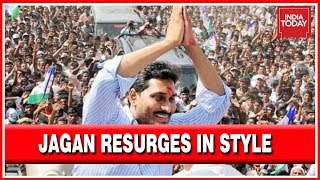YS Jagan Triumphing With Double Victory As He Trumps The A..
