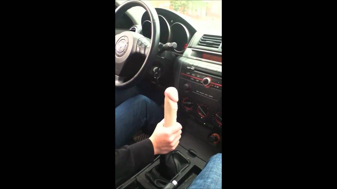 Fucking car gearbox shifter handel - 2 5