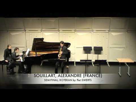 SOUILLART, ALEXANDRE (FRANCE) Kotekan by piet Swerts