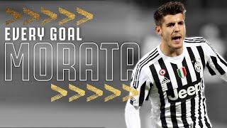 🇪🇸?? Morata is a new Juventus player! | EverÁ Álvaro Morata Goal