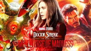 Doctor Strange In The Multiverse Of Madness Story Leak | Scarlett Witch | Billy And Tommy| Spiderman