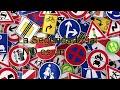 Seguridad Vial - Respete las señales de tránsito