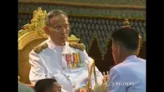 Thailand celebrates King Bhumibol's 64th coronation day