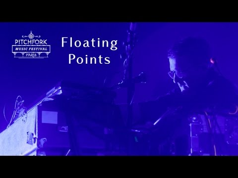 Floating Points | Pitchfork Music Festival Paris 2016 | Full Set | PitchforkTV