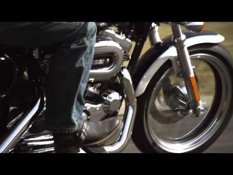Harley New Superlow 1200! | Adamec Harley