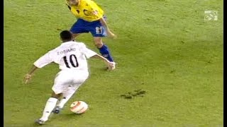 Robinho Sensational Debut for Real Madrid (28/08/2005) English Commentary