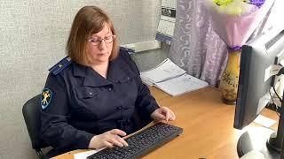 Следствие ведет майор юстиции Елена Бугренкова