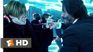 John Wick: Chapter 2 (2017) - Hall of Mirrors Scene (9/10)   Movieclips