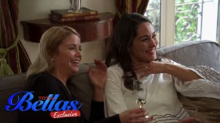 GHOST PARTY in the HAUNTED CHATEAU - Total Bellas Exclusive