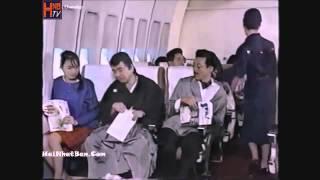 Hài Nhật Bản   Sự cố trên máy bay
