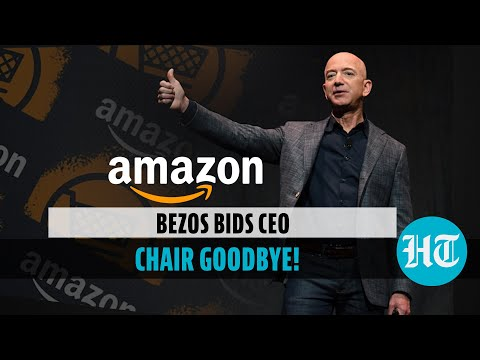 Jeff Bezos steps down as Amazon CEO; what's next for the world's richest man?