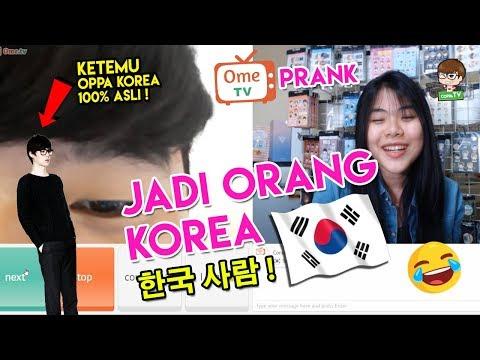 WAAAA KETEMU OPPA KOREA ASLII di OME TV!! (Ngobrol & Nyanyi!)