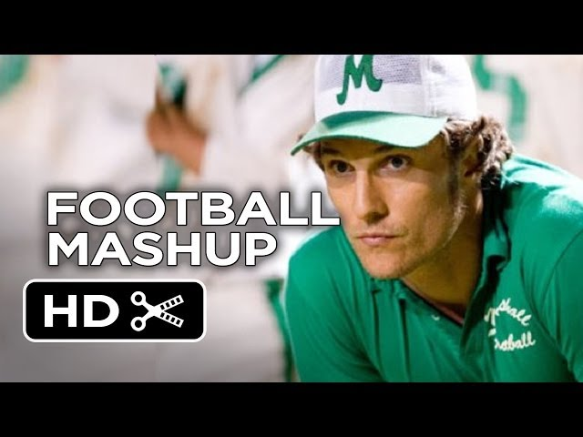Football: Glory on the Gridiron (2014) - Ultimate Football Movie Mashup HD FIX