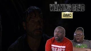 The Walking Dead Season 8 Episode 8 {How It's Gotta Be} REACTION!! Mid Season Finale