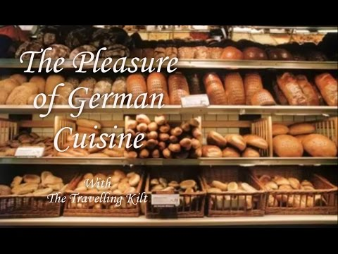 The Pleasure of German Cuisine