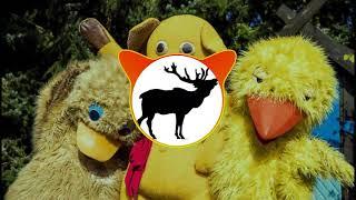 Tramper Torben - Bamse og Kylling Dakke Dak