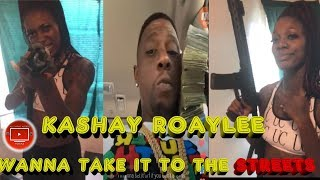 """Kashay Royal Warns Lil Boosie """"We Don't Take Sh*t To Court, We Handle Sh*t In The Street"""""""