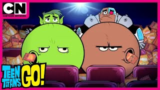 Teen Titans Go! | Smile Bones | Cartoon Network