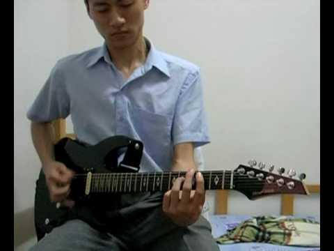 張震嶽 - 自由 - 吉他初學練習