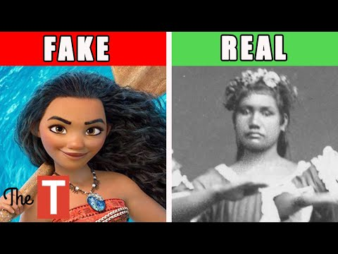 The Disturbing REAL STORY Behind Moana