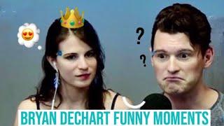 Bryan Dechart | Funny Moments