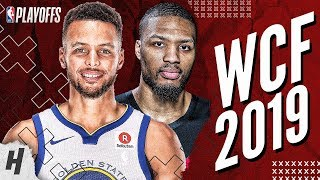 BEST of Stephen Curry vs Damian Lillard Duel Highlights from 2018-19 NBA Season