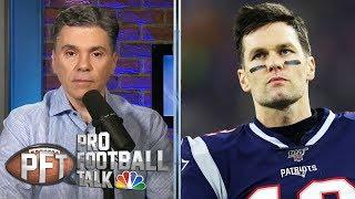 Is Raiders' interest in Tom Brady real? | Pro Football Talk | NBC Sports