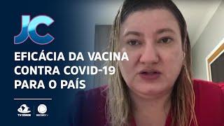 Eficácia da vacina contra Covid-19