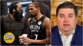 The Nets' defense will need to pick up in the playoffs – Brian Windhorst | The Jump