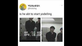 some of my favorite BTS tweets