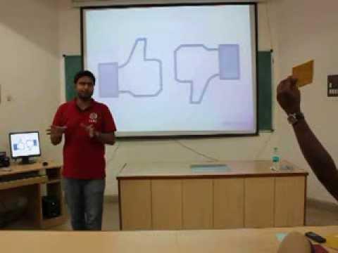 The Voice - IIM Rohtak - Session 12 Table Topic 2 - Niladri