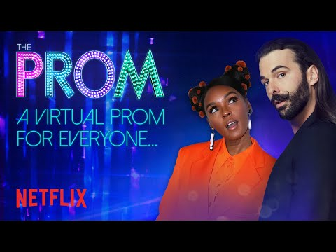 The Prom Virtual Event ft. Jonathan Van Ness, Janelle Monáe, Galantis & MORE