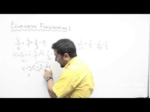 Ecuaciones fra1