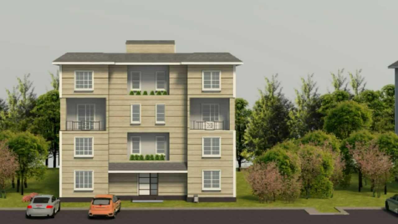 New Community Apartments