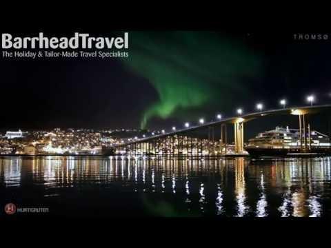 Hurtigruten Cruises 2017 / 2018 | See the Northern Lights