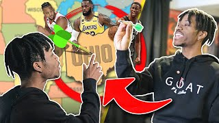 Throw The Dart And Get A Player From The State Rebuilding Challenge in NBA 2K21 Next-Gen