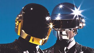 Thank you, Daft Punk.