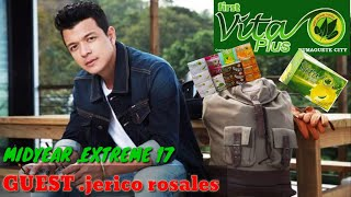 JERICHO ROSALES AT EXTREME17