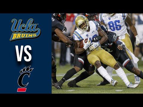 UCLA vs Cincinnati Highlights Week 1 College Football 2019
