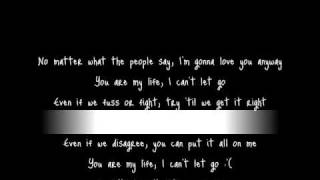 Can't Let Go -Anthony Hamilton