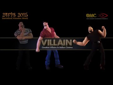 Villain ek hero | 24 FPS 2015 | MAAC Vashi