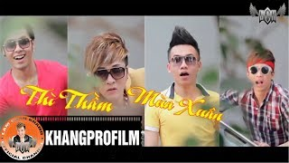 Liên Khúc Thì Thầm Mùa Xuân | Lâm Chấn Khang, Phạm Trưởng, Akira Phan, Hồ Việt Trung | MV Official