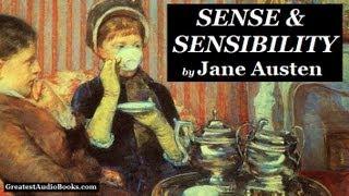 SENSE & SENSIBILITY by Jane Austen - FULL AudioBook | Greatest AudioBooks