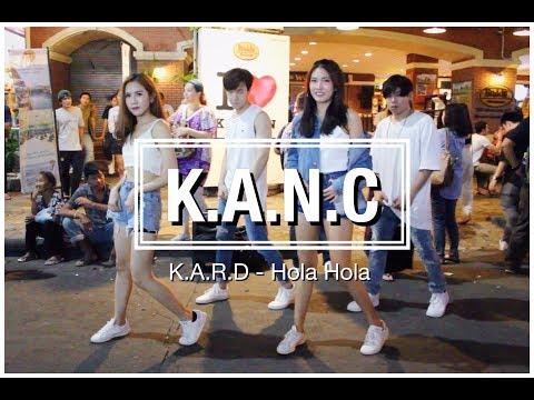K.A.N.C Cover K.A.R.D - Hola Hola(1theK Dance Cover Contest)