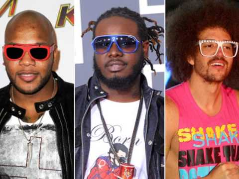 Flo Rida Feat. T-Pain & LMFAO - Run To You