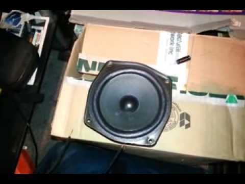 how to build a speaker crossover
