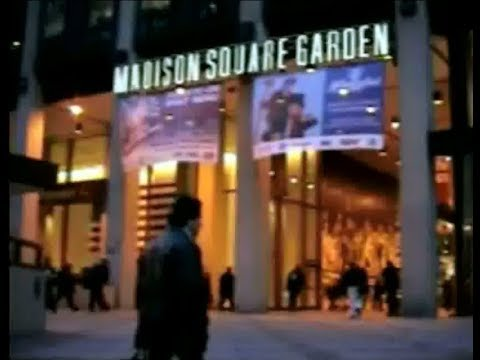 When You Walk at Madison Square Garden by Roberto La Posta
